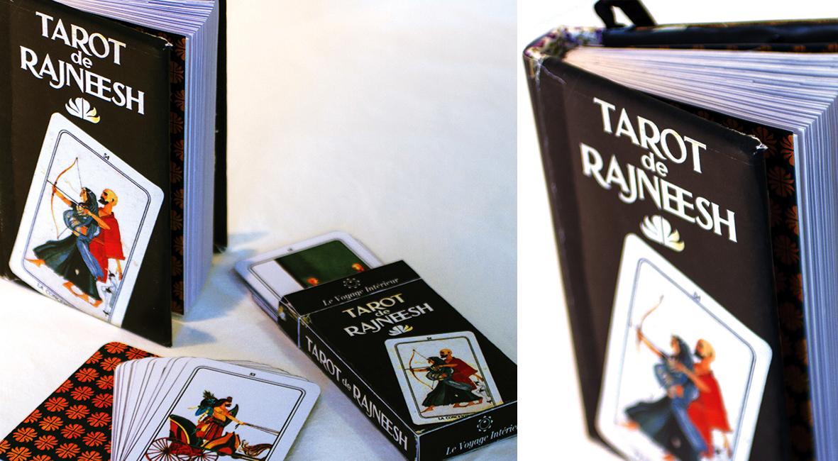 Berühmt Tarot de Rajneesh - Le Génie d'Eugénie - Atelier créatif  JT41