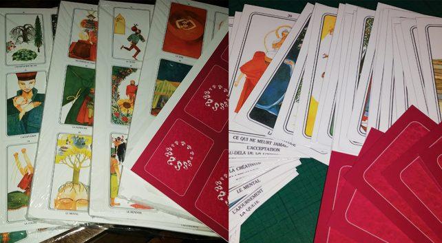 jeu de cartes oracle : tarot de Rajneesh Osho